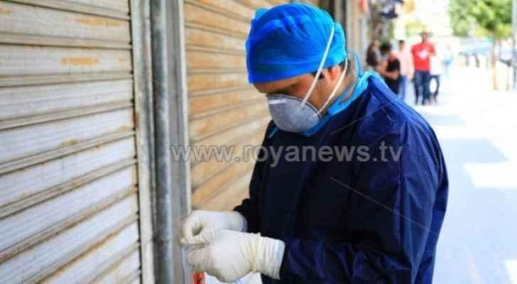 One new COVID-19 case in Aqaba