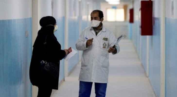 COVID-19 cases at Al-Bashir Hospital increase to 35