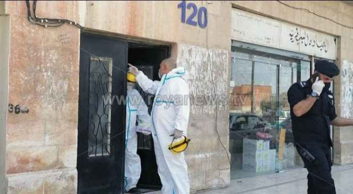 Two new COVID-19 cases in Mafraq
