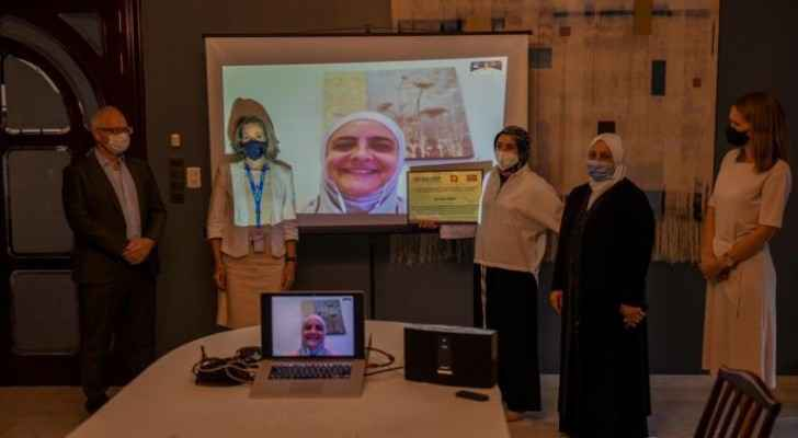 Jordanian scientist wins Nansen Refugee Award
