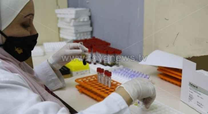 Details on new COVID-19 cases in Jordan