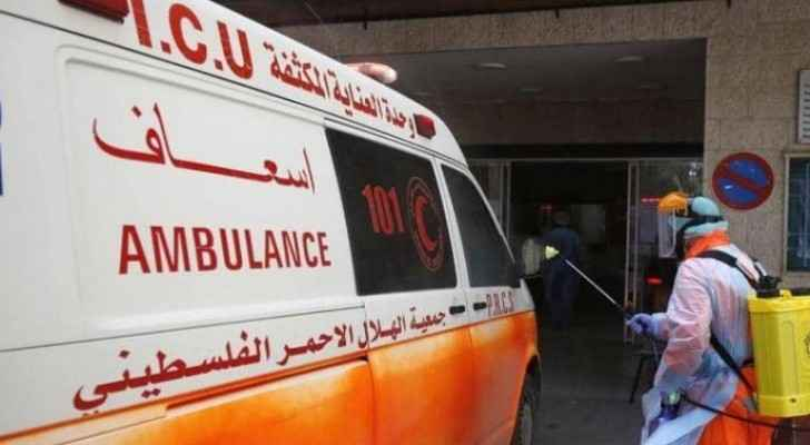 Five deaths, 557 new COVID-19 cases in Palestine