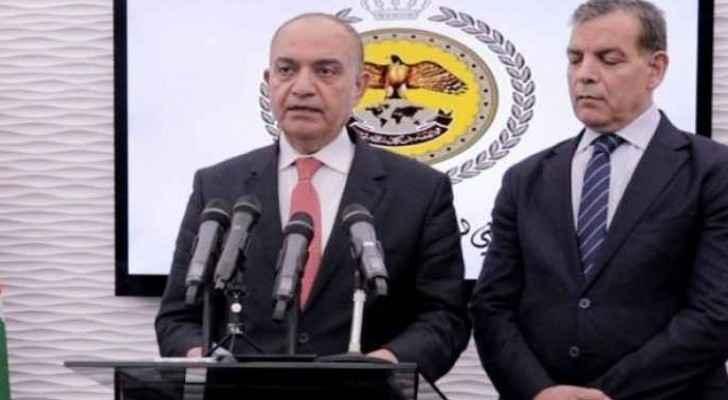 Press briefing following COVID-19 situation in Jordan
