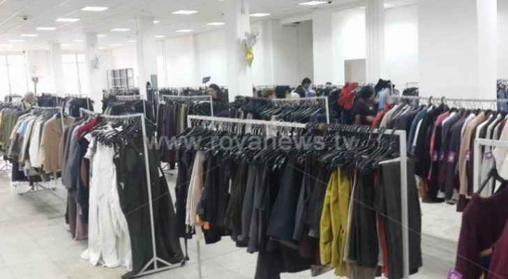 Crisis in the clothing sector in Jordan