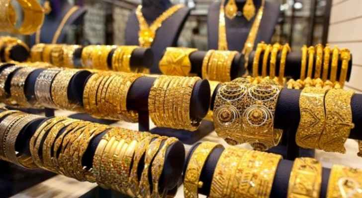 Gold prices soar in Jordan