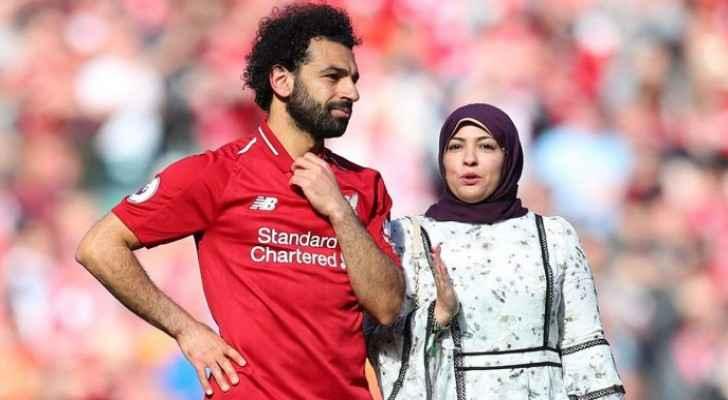 Mo Salah defends homeless man