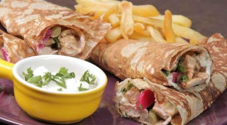 Closure of restaurant in Amman due to coronavirus crisis