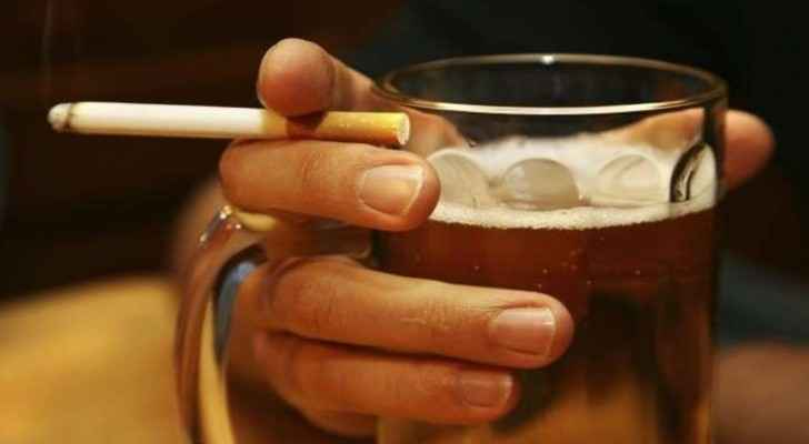 JFDA: Average Jordanian citizen spends 4% of their annual income on alcohol and cigarettes