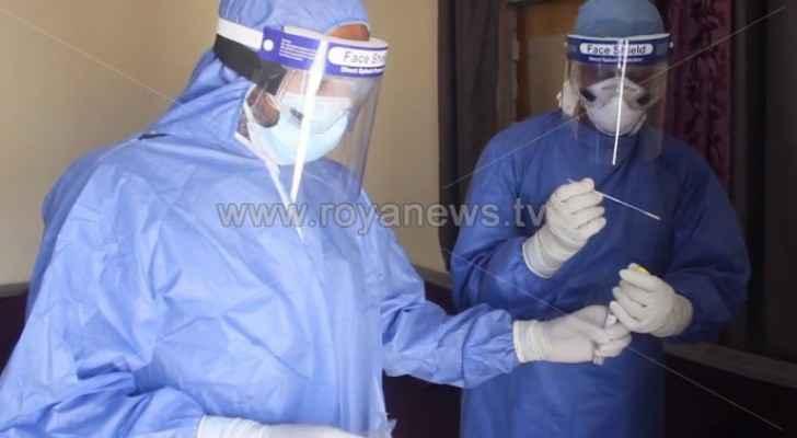 Nine new COVID-19 cases among Karak Hospital staff