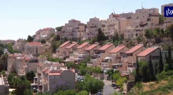 Jordan condemns Israeli occupation's decision to build new settlement units