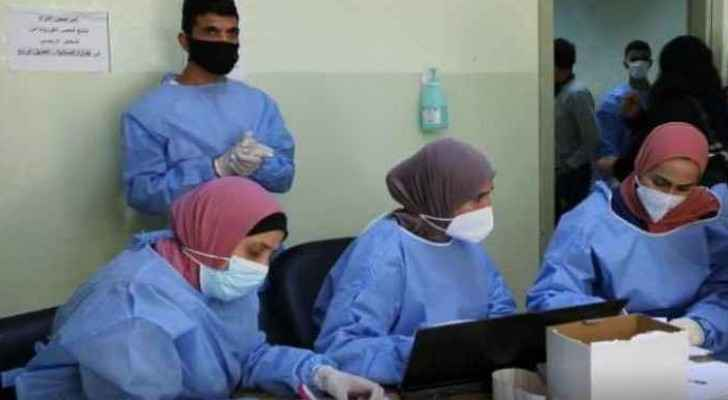Active COVID-19 cases exceed 27,000 in Jordan