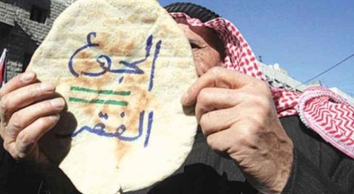 Over one million Jordanians within poverty range