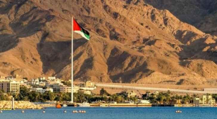 Three COVID-19 caravans installed in Aqaba