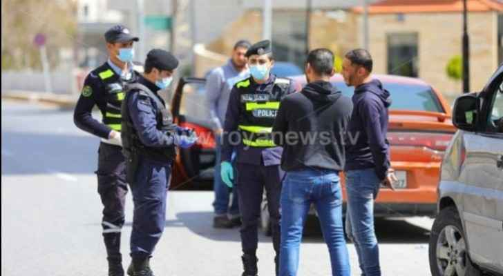 Four out of 14 wanted persons arrested in Madaba