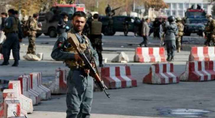 Dozen children and imam killed in Afghan airstrike that hit mosque