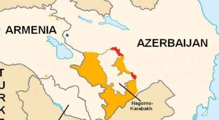 Armenia rules out any political solution in Nagorno Karabakh