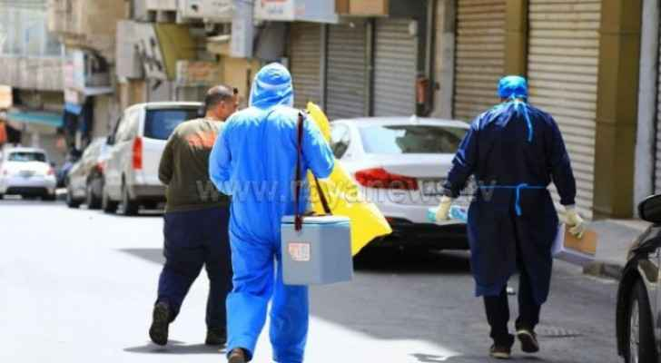 Jordan records 38 deaths, 2,821 new COVID-19 cases, 2,818 local cases