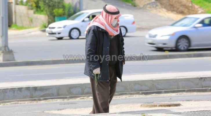 Jordan records highest  number of COVID-19 cases and deaths in one week