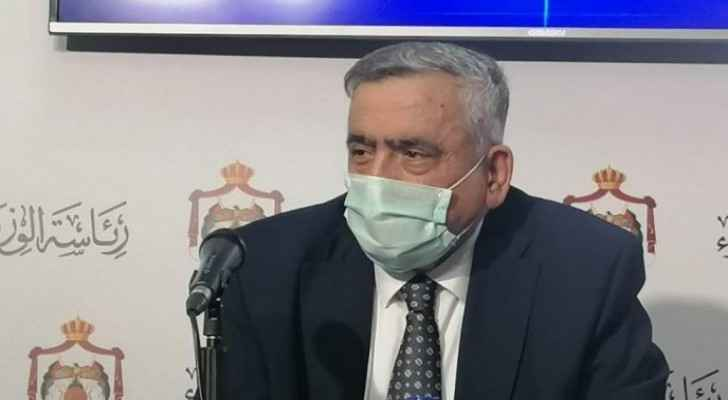 Health Minister: Rise in coronavirus cases in Jordan is not cause for concern
