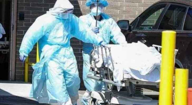 Jordan records 45 deaths, 1,968 new COVID-19 cases