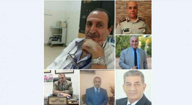 Jordanians mourn doctors who died from COVID-19