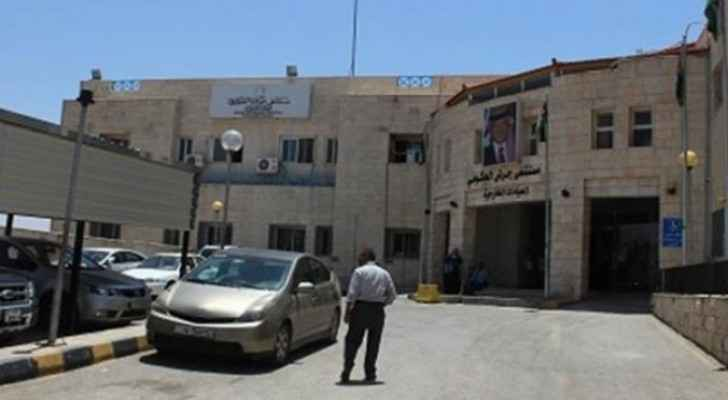 COVID-19 occupancy rate reaches full capacity: Jerash Governmental Hospital