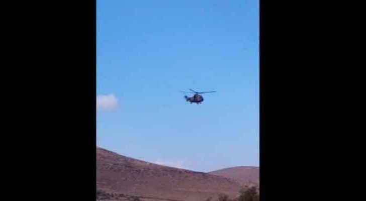 Seven dead in a helicopter crash in Sinai, Egypt