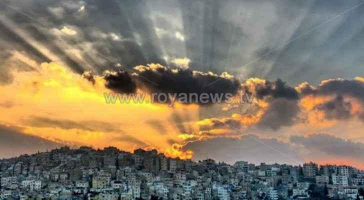 Pleasant weather expected in Jordan through weekend