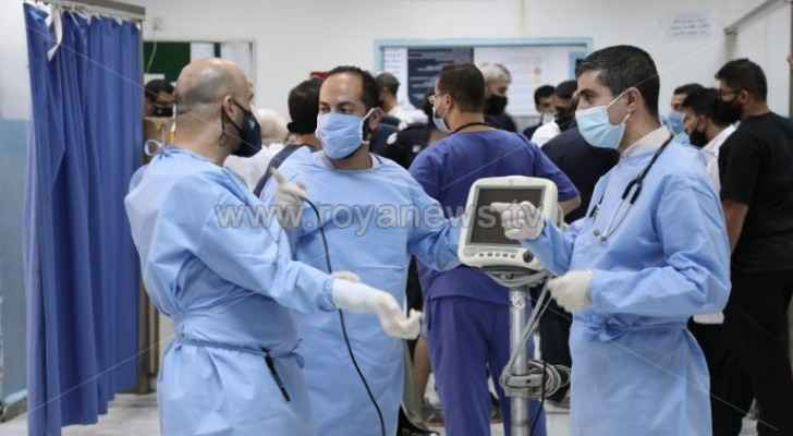 Jordan close to surpassing UAE in number of COVID-19 cases