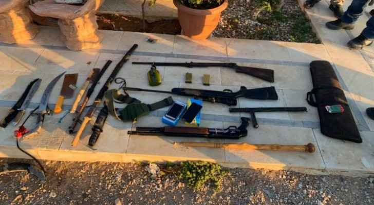 PSD arrests wanted man in Madaba