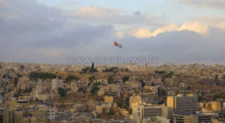 Jordan expects scattered rains over the weekend