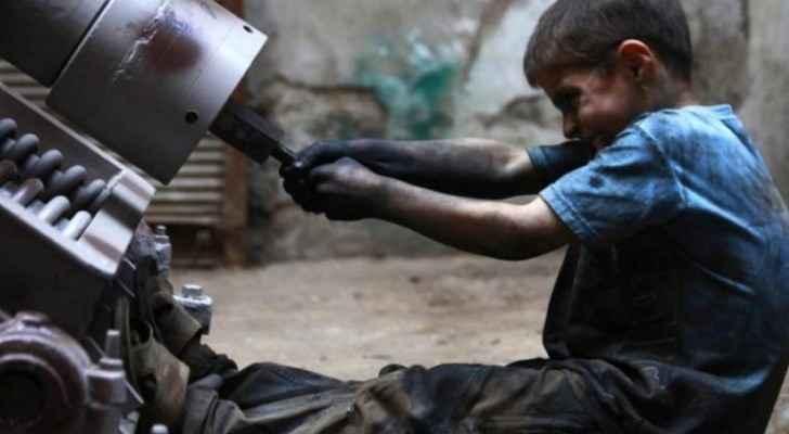 Child labor on the rise in Jordan: Jordanian Labor Observatory