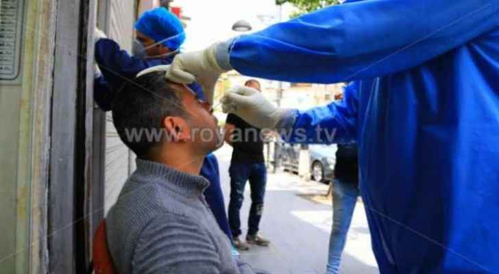 Jordan records 63 deaths and 4,940 new coronavirus cases