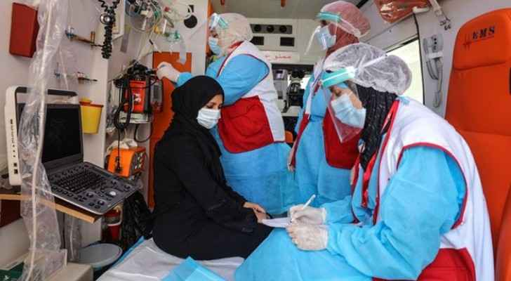 16 deaths and 1,560 new COVID-19 cases in Palestine