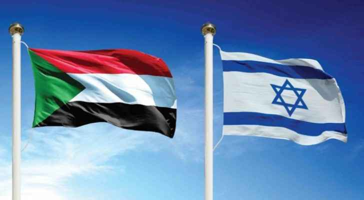 Israeli Occupation sends first official delegation to Sudan