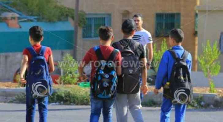 Students' return to school depends on COVID-19 situation in Jordan: Health Ministry