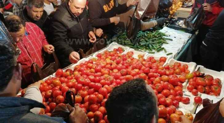 Agriculture sector produces 1.7 million tons of vegetables annually