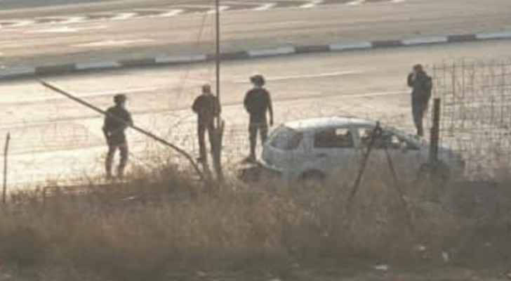 Palestinian driver shot dead by Israeli Occupation Forces