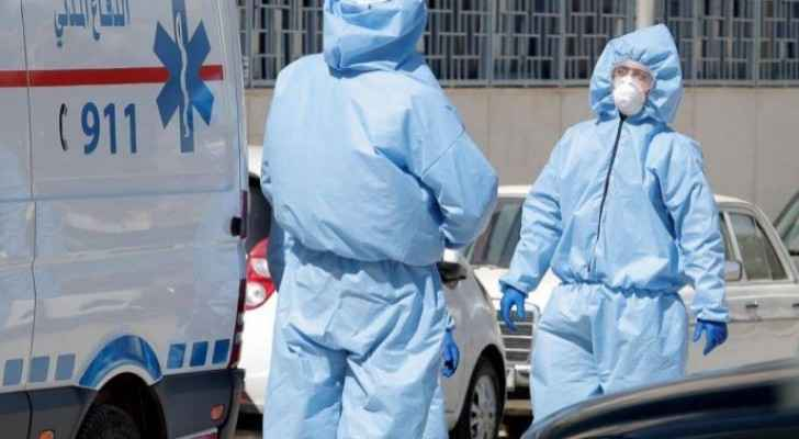 Jordan records 56 deaths and 3,108 new coronavirus cases