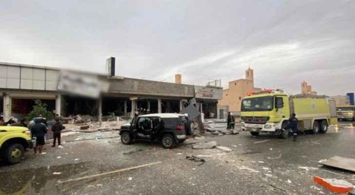One killed, six injured in restaurant explosion in Riyadh