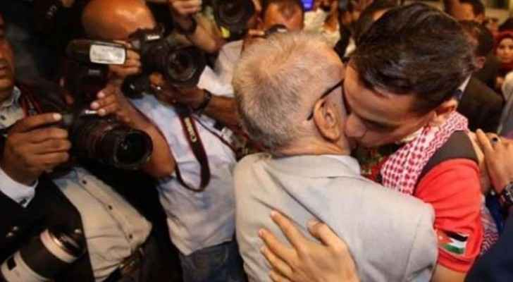 Olympic champion Ahmad Abughaush's father dies