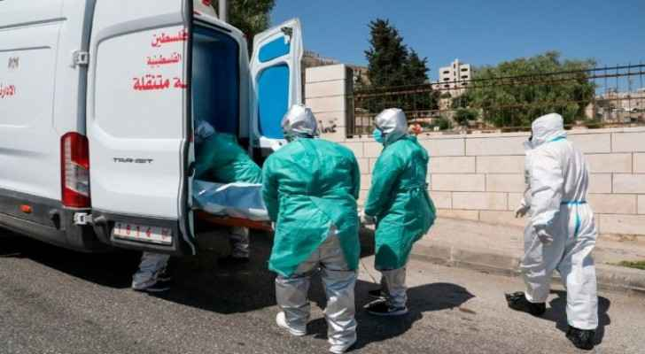 Palestine confirms 16 deaths and 1,927 new coronavirus cases