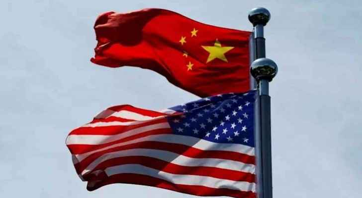China imposes sanctions on four US officials