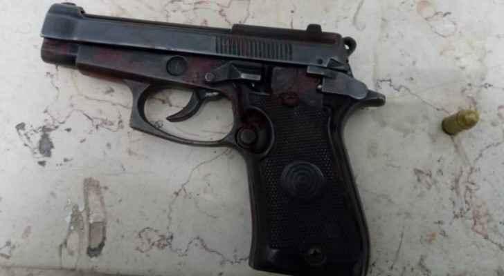 Three 'dangerous' men arrested in northern Badia, Jerash