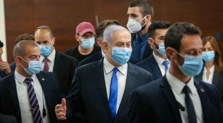 BREAKING: Israeli occupation officials agree to dissolve parliament