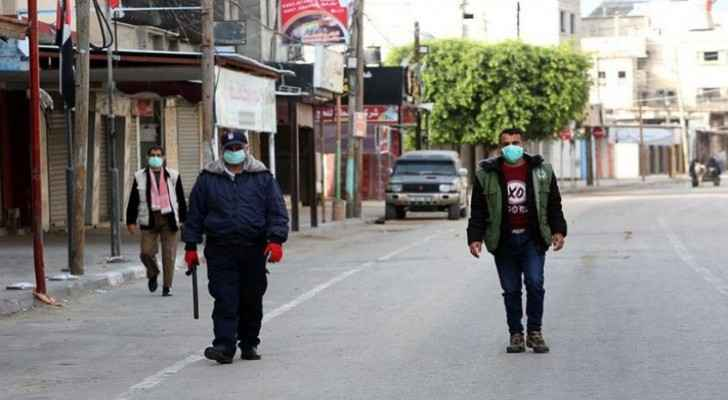 Gaza Strip faces tightened restrictions amid COVID-19 surge