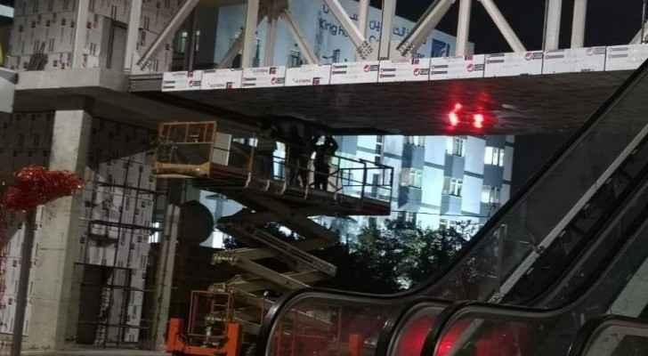 VIDEO: Pedestrian bridges for BRT project almost complete: GAM