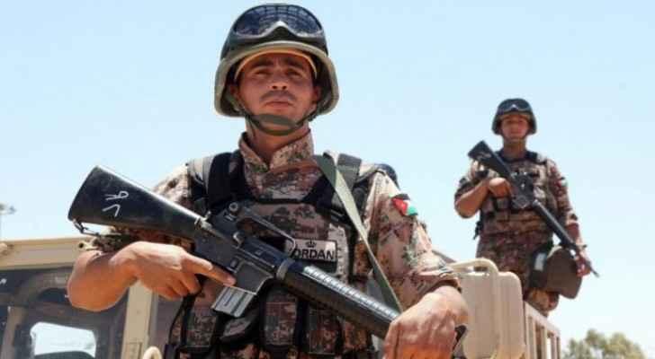 Jordanian Armed Forces thwart infiltration attempt