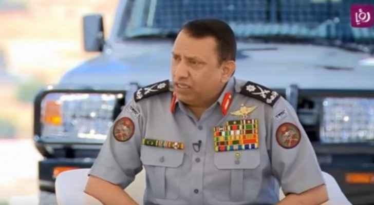 Merging public security, civil defense, gendarmerie forces saved JD 180 million: Al-Hawatmeh