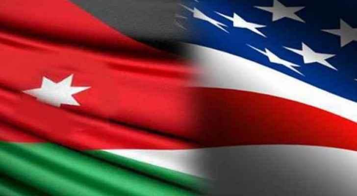 US Congress bill to provide at least USD 1.65 billion to Jordan